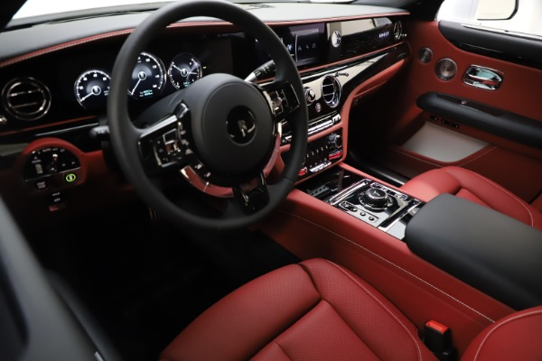 New 2021 Rolls-Royce Ghost for sale $390,400 at Rolls-Royce Motor Cars Greenwich in Greenwich CT 06830 16