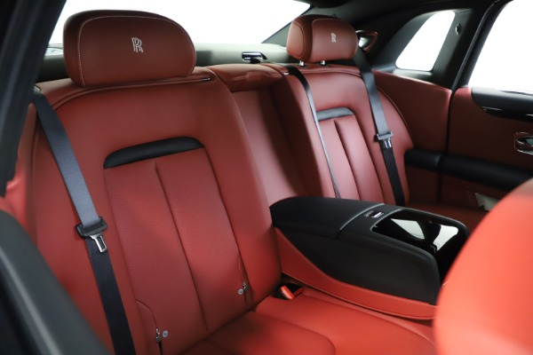 New 2021 Rolls-Royce Ghost for sale $390,400 at Rolls-Royce Motor Cars Greenwich in Greenwich CT 06830 18