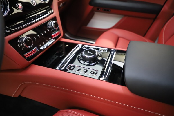 New 2021 Rolls-Royce Ghost for sale $390,400 at Rolls-Royce Motor Cars Greenwich in Greenwich CT 06830 24