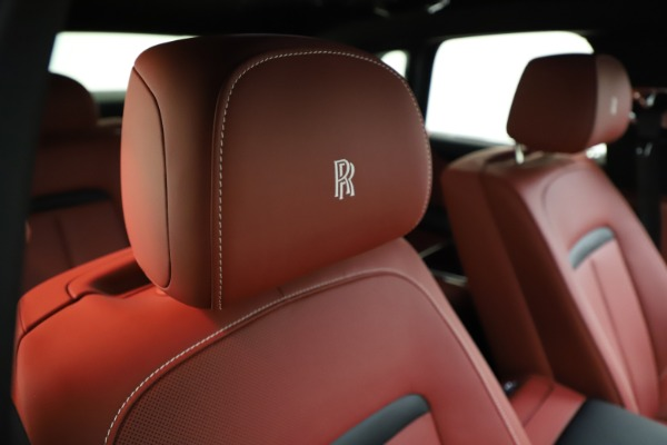 New 2021 Rolls-Royce Ghost for sale $390,400 at Rolls-Royce Motor Cars Greenwich in Greenwich CT 06830 26