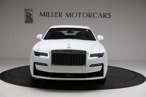 New 2021 Rolls-Royce Ghost for sale $390,400 at Rolls-Royce Motor Cars Greenwich in Greenwich CT 06830 3