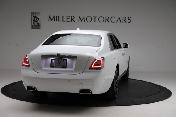New 2021 Rolls-Royce Ghost for sale $390,400 at Rolls-Royce Motor Cars Greenwich in Greenwich CT 06830 8