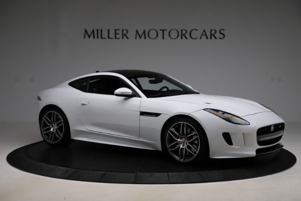 Used 2016 Jaguar F-TYPE R for sale $58,900 at Rolls-Royce Motor Cars Greenwich in Greenwich CT 06830 10