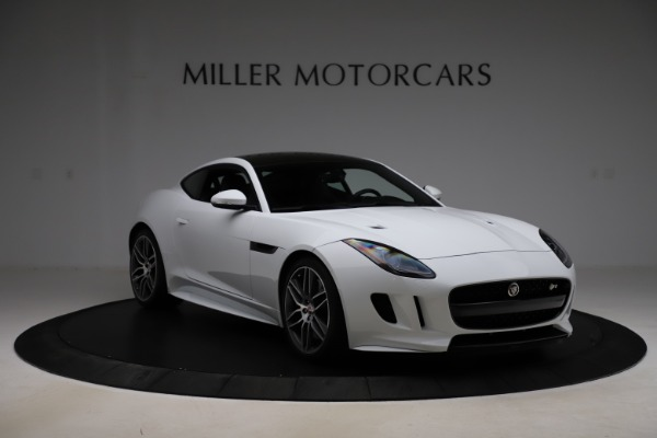 Used 2016 Jaguar F-TYPE R for sale $58,900 at Rolls-Royce Motor Cars Greenwich in Greenwich CT 06830 11