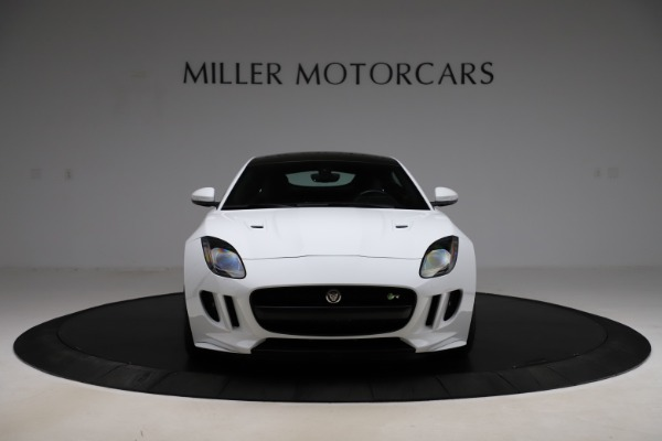 Used 2016 Jaguar F-TYPE R for sale $58,900 at Rolls-Royce Motor Cars Greenwich in Greenwich CT 06830 12