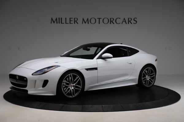 Used 2016 Jaguar F-TYPE R for sale $58,900 at Rolls-Royce Motor Cars Greenwich in Greenwich CT 06830 2