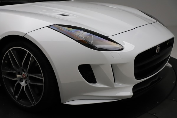 Used 2016 Jaguar F-TYPE R for sale $58,900 at Rolls-Royce Motor Cars Greenwich in Greenwich CT 06830 27