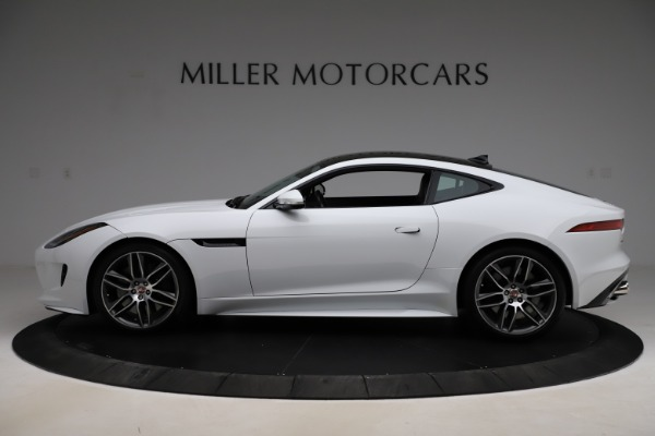 Used 2016 Jaguar F-TYPE R for sale $58,900 at Rolls-Royce Motor Cars Greenwich in Greenwich CT 06830 3