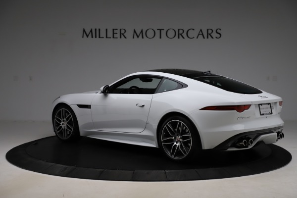 Used 2016 Jaguar F-TYPE R for sale $58,900 at Rolls-Royce Motor Cars Greenwich in Greenwich CT 06830 4