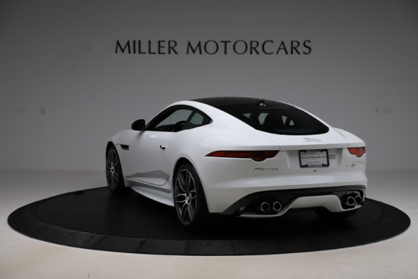 Used 2016 Jaguar F-TYPE R for sale $58,900 at Rolls-Royce Motor Cars Greenwich in Greenwich CT 06830 5