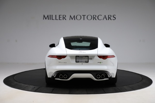 Used 2016 Jaguar F-TYPE R for sale $58,900 at Rolls-Royce Motor Cars Greenwich in Greenwich CT 06830 6