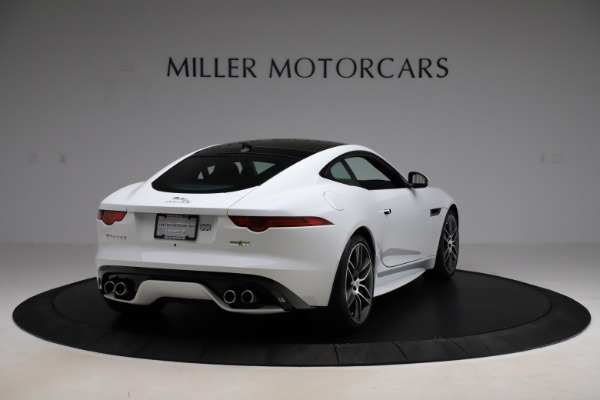 Used 2016 Jaguar F-TYPE R for sale $58,900 at Rolls-Royce Motor Cars Greenwich in Greenwich CT 06830 7