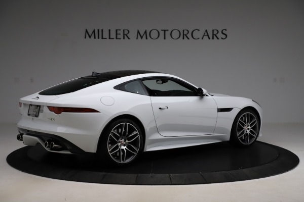 Used 2016 Jaguar F-TYPE R for sale $58,900 at Rolls-Royce Motor Cars Greenwich in Greenwich CT 06830 8