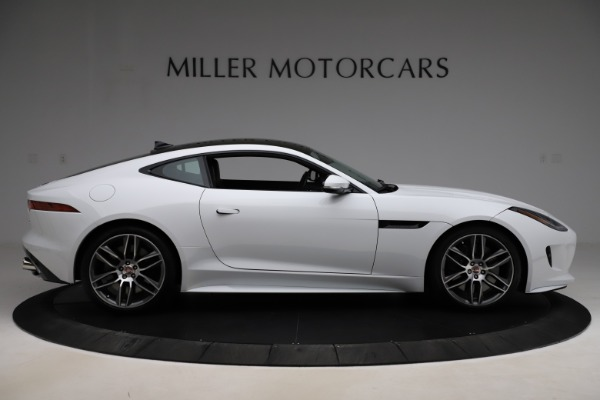 Used 2016 Jaguar F-TYPE R for sale $58,900 at Rolls-Royce Motor Cars Greenwich in Greenwich CT 06830 9