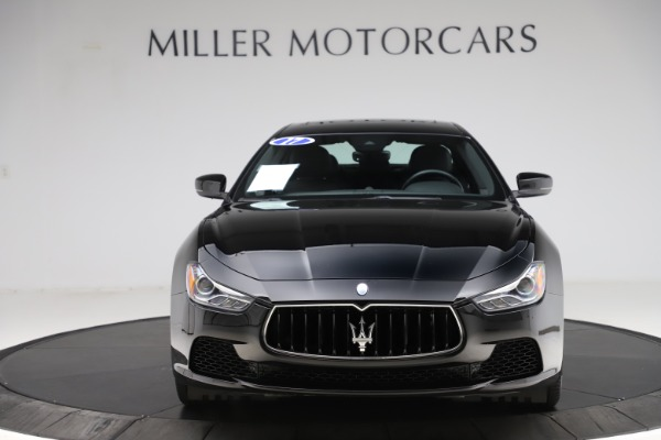 Used 2017 Maserati Ghibli S Q4 for sale $41,900 at Rolls-Royce Motor Cars Greenwich in Greenwich CT 06830 12