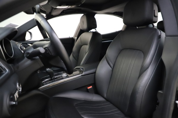 Used 2017 Maserati Ghibli S Q4 for sale $41,900 at Rolls-Royce Motor Cars Greenwich in Greenwich CT 06830 15