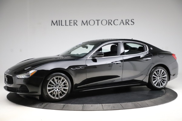 Used 2017 Maserati Ghibli S Q4 for sale $41,900 at Rolls-Royce Motor Cars Greenwich in Greenwich CT 06830 2