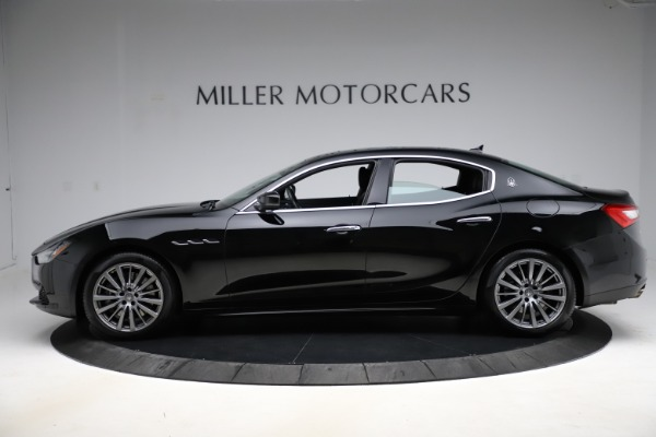 Used 2017 Maserati Ghibli S Q4 for sale $41,900 at Rolls-Royce Motor Cars Greenwich in Greenwich CT 06830 3