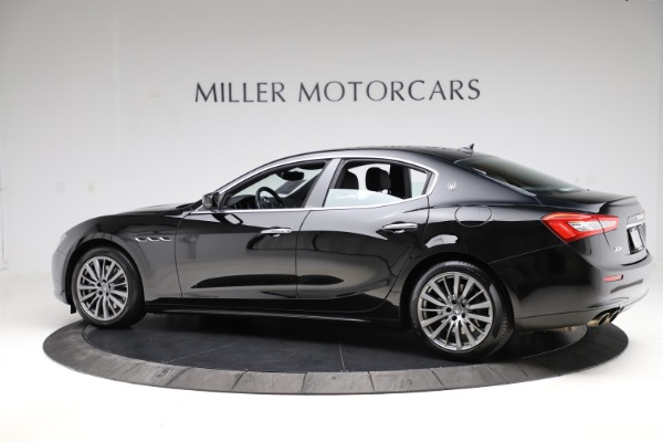 Used 2017 Maserati Ghibli S Q4 for sale $41,900 at Rolls-Royce Motor Cars Greenwich in Greenwich CT 06830 4