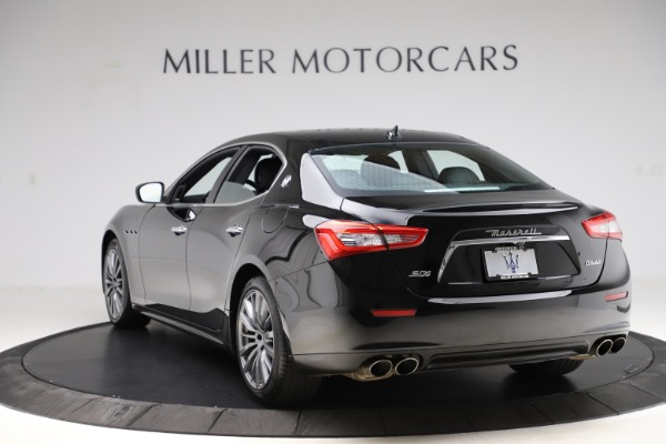 Used 2017 Maserati Ghibli S Q4 for sale $41,900 at Rolls-Royce Motor Cars Greenwich in Greenwich CT 06830 5