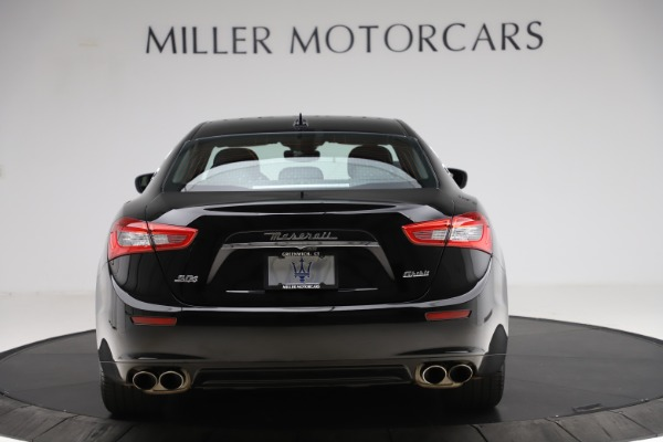 Used 2017 Maserati Ghibli S Q4 for sale $41,900 at Rolls-Royce Motor Cars Greenwich in Greenwich CT 06830 6