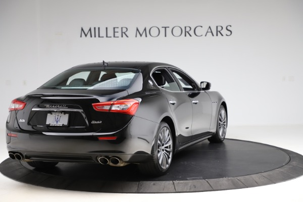 Used 2017 Maserati Ghibli S Q4 for sale $41,900 at Rolls-Royce Motor Cars Greenwich in Greenwich CT 06830 7