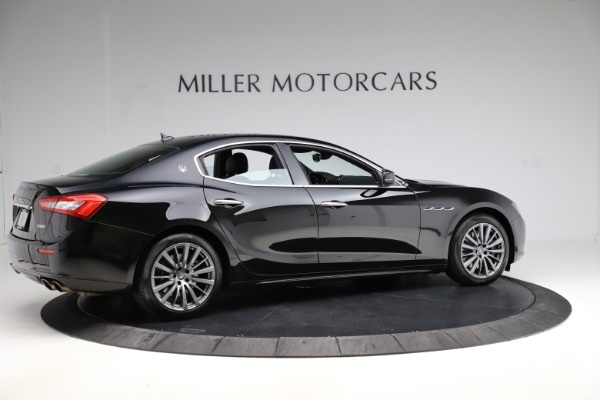 Used 2017 Maserati Ghibli S Q4 for sale $41,900 at Rolls-Royce Motor Cars Greenwich in Greenwich CT 06830 8