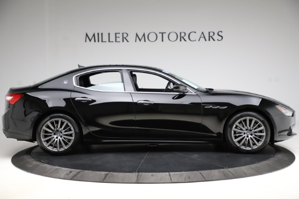 Used 2017 Maserati Ghibli S Q4 for sale $41,900 at Rolls-Royce Motor Cars Greenwich in Greenwich CT 06830 9