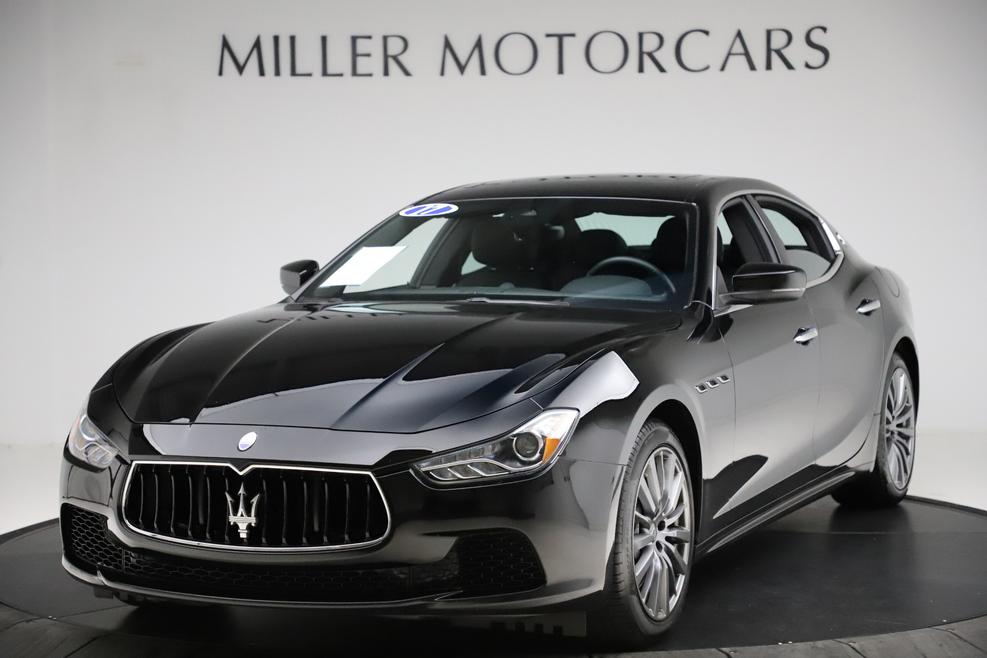Used 2017 Maserati Ghibli S Q4 for sale $41,900 at Rolls-Royce Motor Cars Greenwich in Greenwich CT 06830 1