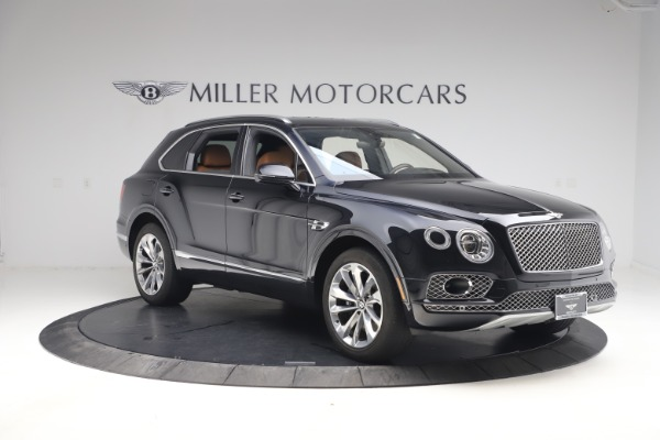 Used 2017 Bentley Bentayga W12 for sale $126,900 at Rolls-Royce Motor Cars Greenwich in Greenwich CT 06830 12