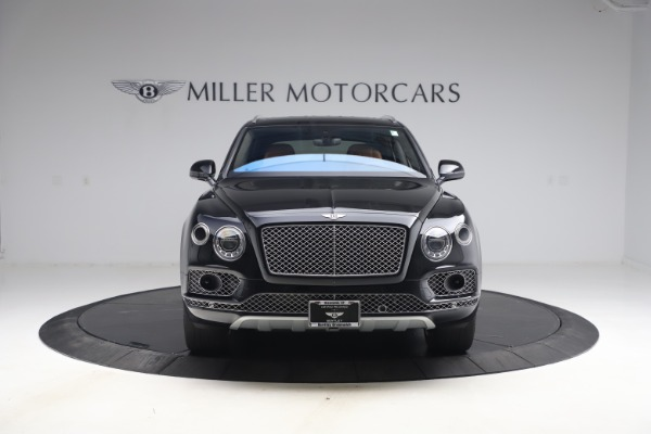 Used 2017 Bentley Bentayga W12 for sale $126,900 at Rolls-Royce Motor Cars Greenwich in Greenwich CT 06830 13