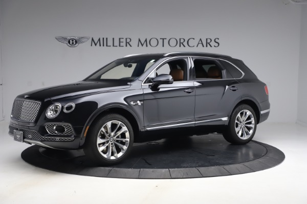 Used 2017 Bentley Bentayga W12 for sale $126,900 at Rolls-Royce Motor Cars Greenwich in Greenwich CT 06830 2