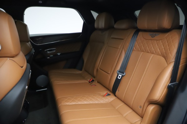 Used 2017 Bentley Bentayga W12 for sale $126,900 at Rolls-Royce Motor Cars Greenwich in Greenwich CT 06830 24