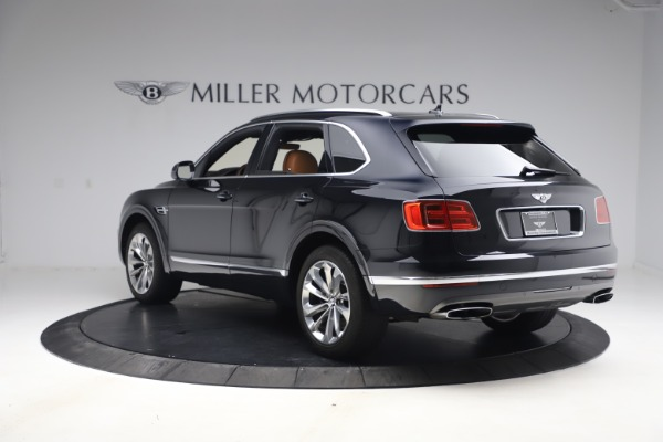 Used 2017 Bentley Bentayga W12 for sale $126,900 at Rolls-Royce Motor Cars Greenwich in Greenwich CT 06830 5