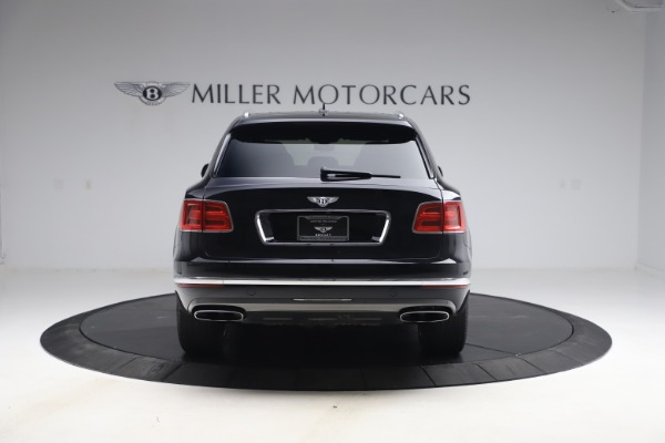 Used 2017 Bentley Bentayga W12 for sale $126,900 at Rolls-Royce Motor Cars Greenwich in Greenwich CT 06830 6