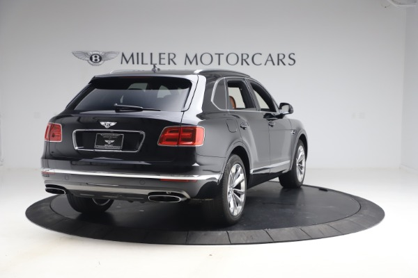 Used 2017 Bentley Bentayga W12 for sale $126,900 at Rolls-Royce Motor Cars Greenwich in Greenwich CT 06830 7