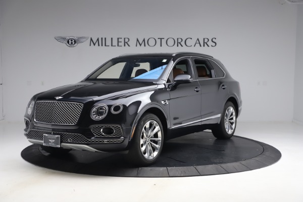 Used 2017 Bentley Bentayga W12 for sale $126,900 at Rolls-Royce Motor Cars Greenwich in Greenwich CT 06830 1