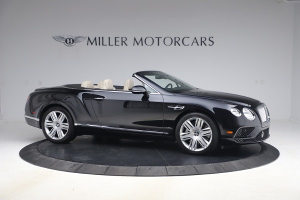 Used 2016 Bentley Continental GT W12 for sale $149,900 at Rolls-Royce Motor Cars Greenwich in Greenwich CT 06830 10