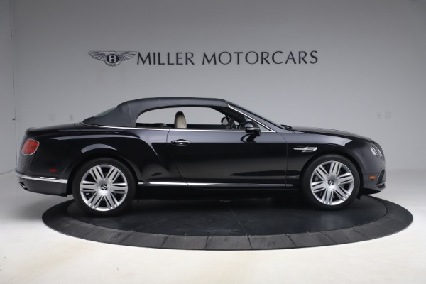 Used 2016 Bentley Continental GT W12 for sale $149,900 at Rolls-Royce Motor Cars Greenwich in Greenwich CT 06830 18