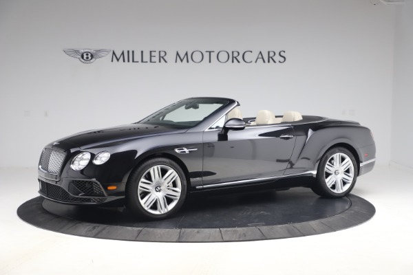 Used 2016 Bentley Continental GT W12 for sale $149,900 at Rolls-Royce Motor Cars Greenwich in Greenwich CT 06830 2
