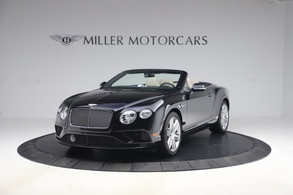 Used 2016 Bentley Continental GT W12 for sale $149,900 at Rolls-Royce Motor Cars Greenwich in Greenwich CT 06830 1