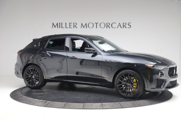 New 2021 Maserati Levante S Q4 GranSport for sale $107,135 at Rolls-Royce Motor Cars Greenwich in Greenwich CT 06830 10