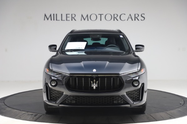 New 2021 Maserati Levante S Q4 GranSport for sale $107,135 at Rolls-Royce Motor Cars Greenwich in Greenwich CT 06830 12