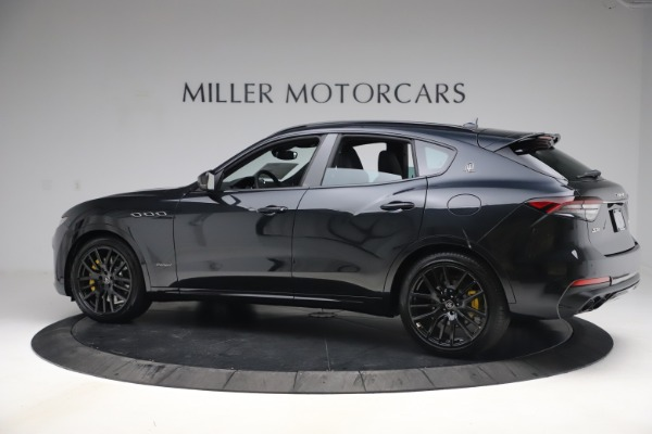 New 2021 Maserati Levante S Q4 GranSport for sale $107,135 at Rolls-Royce Motor Cars Greenwich in Greenwich CT 06830 4