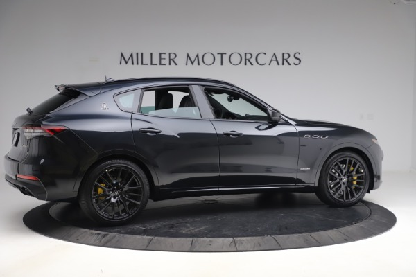 New 2021 Maserati Levante S Q4 GranSport for sale $107,135 at Rolls-Royce Motor Cars Greenwich in Greenwich CT 06830 8