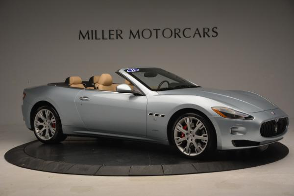 Used 2011 Maserati GranTurismo for sale Sold at Rolls-Royce Motor Cars Greenwich in Greenwich CT 06830 10