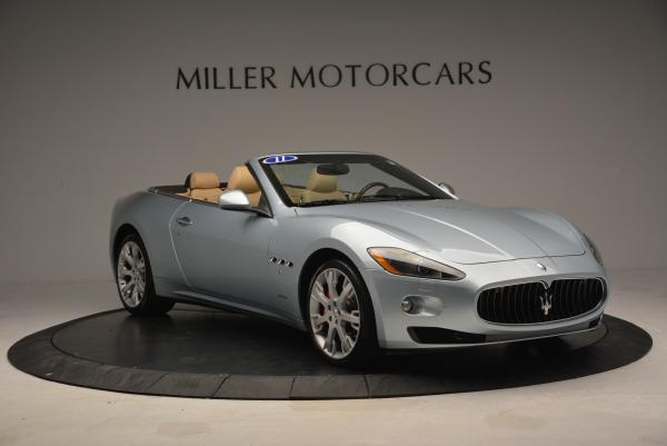 Used 2011 Maserati GranTurismo for sale Sold at Rolls-Royce Motor Cars Greenwich in Greenwich CT 06830 11