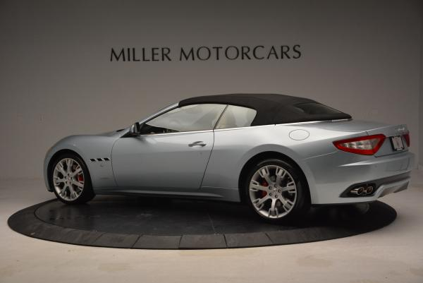 Used 2011 Maserati GranTurismo for sale Sold at Rolls-Royce Motor Cars Greenwich in Greenwich CT 06830 16