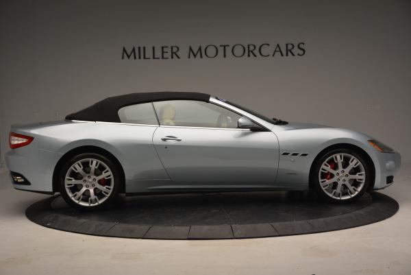 Used 2011 Maserati GranTurismo for sale Sold at Rolls-Royce Motor Cars Greenwich in Greenwich CT 06830 21