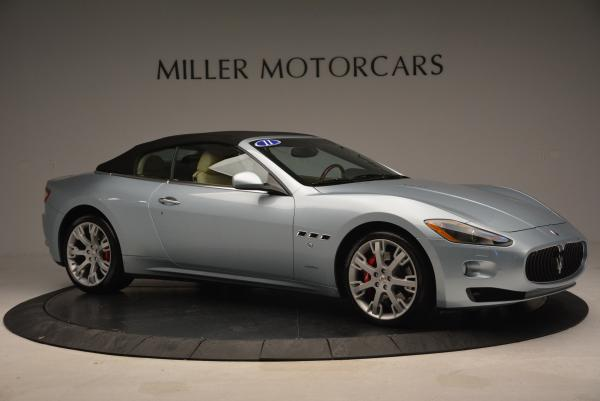 Used 2011 Maserati GranTurismo for sale Sold at Rolls-Royce Motor Cars Greenwich in Greenwich CT 06830 22